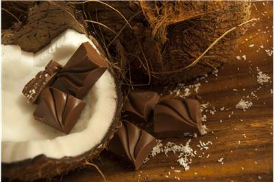 Chocolate And Coconut