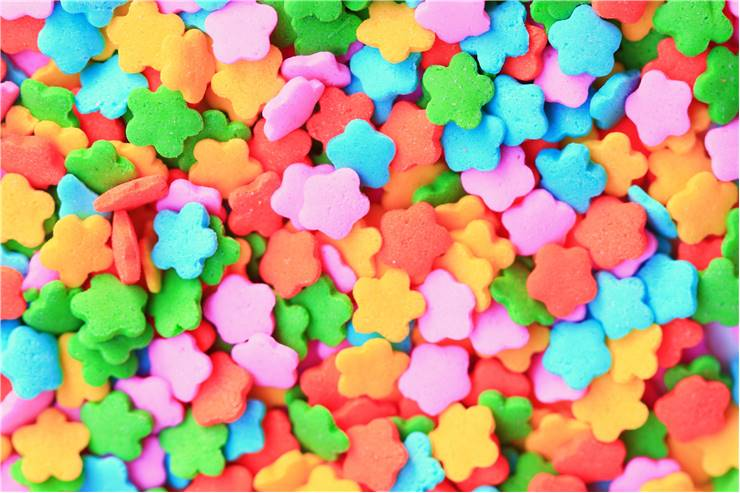 Sweet Sugar Candies
